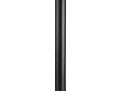 376707 (IVY-858PSH0.8) Светильник RAGGIO LED 6W 260LM ЧЕРНЫЙ 4000K IP55 (в комплекте)