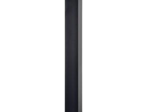 377707 (IVY-858PSH0.8) Светильник RAGGIO LED 6W 300LM ЧЕРНЫЙ 4000K IP55 (в комплекте)