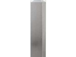 377905 (IVY-858PSH0.45) Светильник RAGGIO LED 6W 300LM АЛЮМИНИЙ 4000K IP55 (в комплекте)