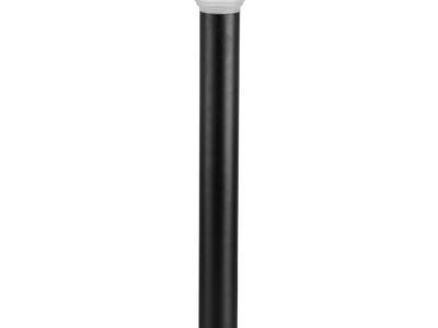 379937 (HL-30402) Светильник уличный парковый PIATTO LED 7W ЧЕРНЫЙ 450LM 3000K IP55 (в комплекте)
