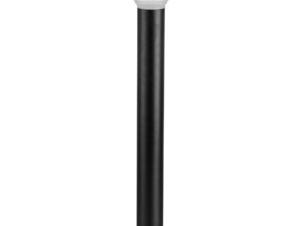 379947 (HL-30402) Светильник уличный парковый PIATTO LED 7W ЧЕРНЫЙ 450LM 4000K IP55 (в комплекте)