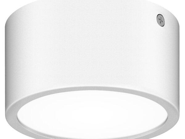 380164 Светильник ZOLLA CYL LED-RD 8W 640LM БЕЛЫЙ 4000K IP65 (в комплекте)
