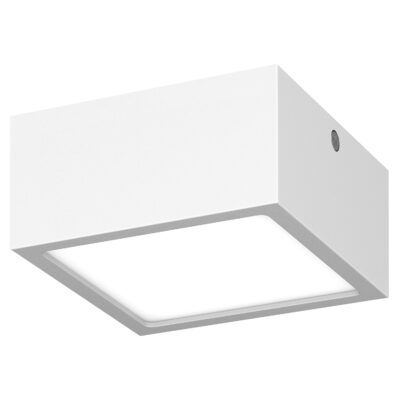 380264 Светильник ZOLLA QUAD LED-SQ 8W 640LM БЕЛЫЙ 4000K IP65 (в комплекте)