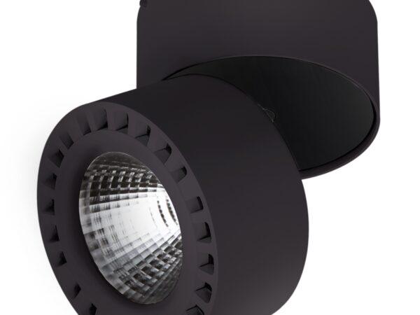 381373 Светильник  FORTE IP65 LED 35W 3500LM 30G ЧЕРНЫЙ 3000K (в комплекте)