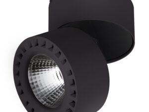 381374 Светильник  FORTE IP65 LED 35W 3500LM 30G ЧЕРНЫЙ 4000K (в комплекте)