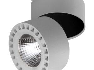 381394 Светильник  FORTE IP65 LED 35W 3500LM 30G СЕРЫЙ 4000K (в комплекте)