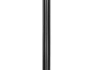 382774 (LS-12-1000) Светильник парковый PALETTO  8W LED 640LM ЧЕРНЫЙ 4000K (в комплекте)
