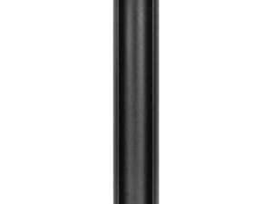 382874 (LS-12-500) Светильник парковый PALETTO  8W LED 640LM ЧЕРНЫЙ 4000K (в комплекте)