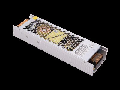 Блок питания компактный (узкий), 300 W, 12V