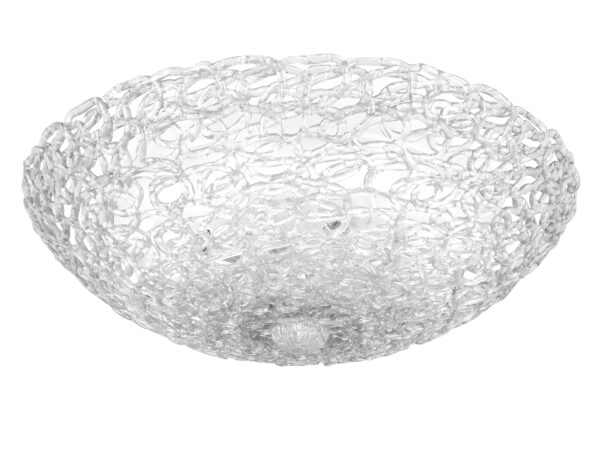 603100 (7015/57) Люстра MURANO 10х40W E14 Cristal (в комплекте)