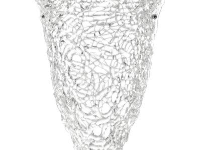 603620 (7015/A/G) Бра MURANO 2х40W E14 Cristal (в комплекте)