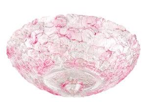 604072*** (7019/40) Люстра MURANO 6х40W E14 Pink (в комплекте)