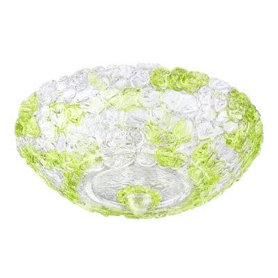 604074*** (7019/40) Люстра MURANO 6х40W E14 Green (в комплекте)