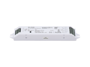 Приемник-контроллер RX-RGB для светодиодных лент RGB