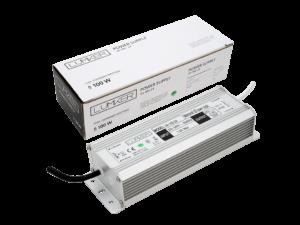 Блок питания для светодиодной ленты LUX влагозащищенный, 24В, 100Вт, IP67