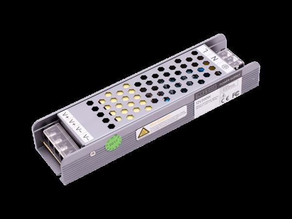 Блок питания для светодиодной ленты, 200Вт, 12В