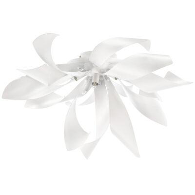 754166 (MX6910-6A ) Люстра TURBIO 6х40W G9 MATT WHITE (в комплекте)
