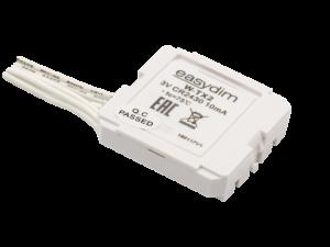 Радио передатчик W-TX2 для установки за выключателями других производителей на 2 зоны