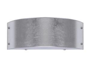 803524 (MB14030002-2В) Бра CUPOLA 2х40W E14 Silver (в комплекте)
