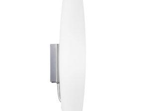 803600 (MB351-1) Светильник настенный DISSIMO 1х40W E14  ХРОМ/БЕЛЫЙ (в комплекте)