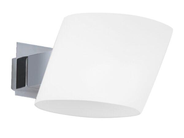 803610 (MB325-1) Светильник настенный DISSIMO 1х40W G9 ХРОМ/БЕЛЫЙ (в комплекте)