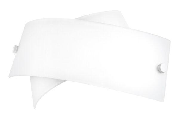 805600 (MВ2112-1W) Бра VIRATA 1х75W R7s  БЕЛЫЙ (в комплекте)