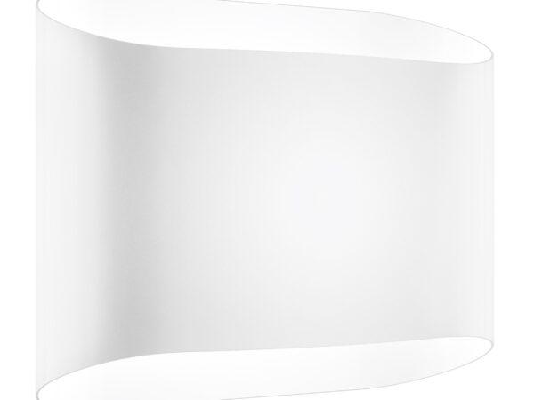 808620 (MB329-2W) Светильник настенный MURO 2х40W G9 ХРОМ/БЕЛЫЙ (в комплекте)
