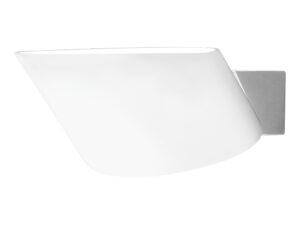 808630 (MB322-1W) Светильник настенный MURO 1х150W R7s БЕЛЫЙ (в комплекте)