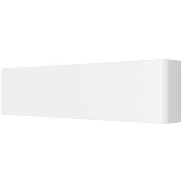 810516 Бра FIUME LED 10W 950LM Matt white 3000K (в комплекте)
