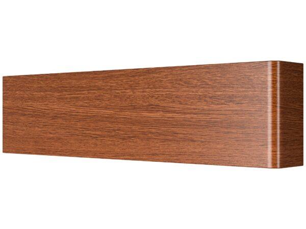 810518 Бра FIUME LED 10W 950LM Dark wood 3000K (в комплекте)