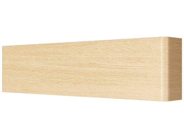 810613 Бра FIUME LED 10W 950LM Light wood 4000K (в комплекте)