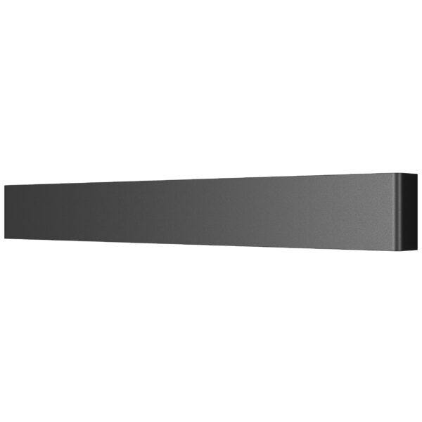 810627 Бра FIUME LED 20W 1900LM Matt black 4000K (в комплекте)
