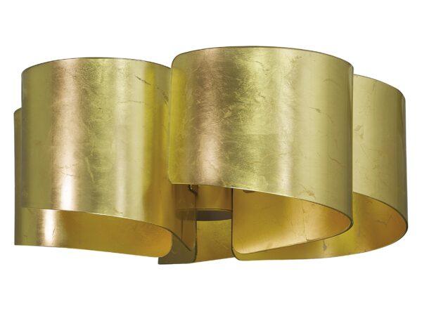 811052 (MC6005-5GL) Люстра PITTORE 5х40W E27 GOLDEN (в комплекте)