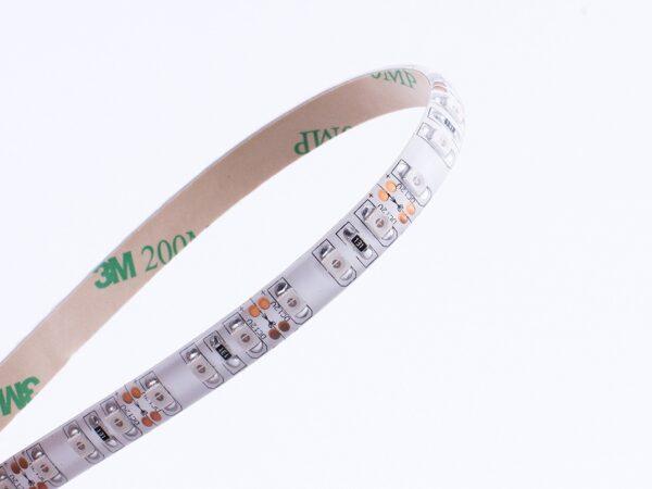 Лента светодиодная однорядная стандарт 3528, 120 LED/м, 9,6 Вт/м, 12В, IP65, Цвет: Синий