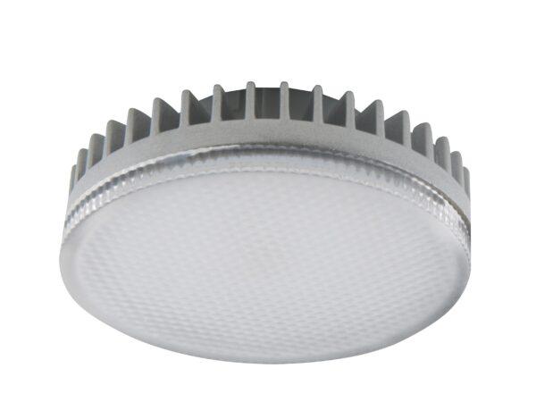 929064 Лампа LED 220V TABL GX53 6W=60W 520LM 180G FR 4200K 20000H (в комплекте)