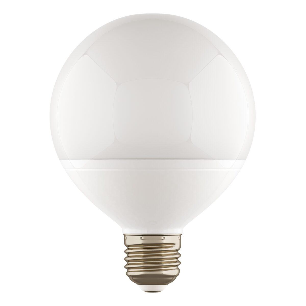 930314 Лампа LED 220V G95 E27 13W=130W 1100LM 180G FR 4000K 20000H (в комплекте)