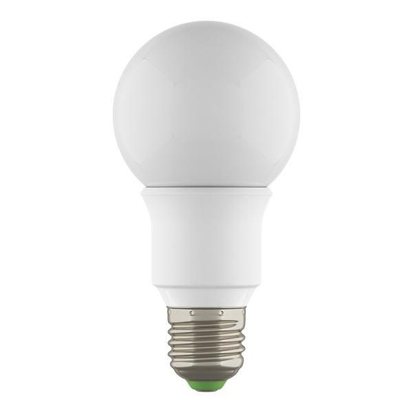 931004*** Лампа LED 220V A60 E27 6W=60W 520LM 360G WH 4000K 20000H DIMM (в комплекте)