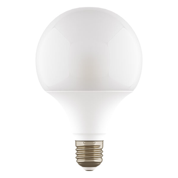 931302*** Лампа LED 220V G95 E27 12W=120W 1050LM 180G WH 3000K 20000H DIMM (в комплекте)