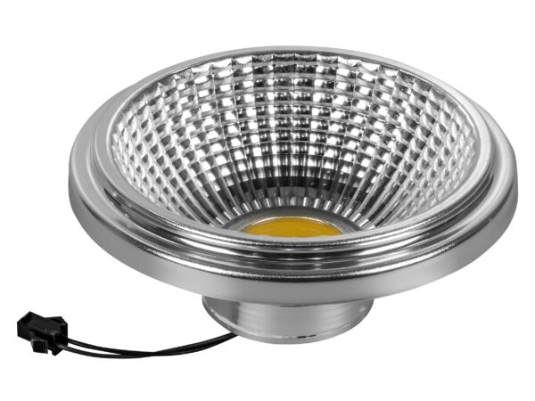 932134 Лампа LED 220V AR111 12W=100W 1140LM 60G COB 4000K 20000H (в комплекте)