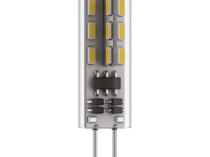932502*** Лампа LED 12V JC G4 1.5W=15W 110LM 360G RA85 3000K 20000H (в комплекте)