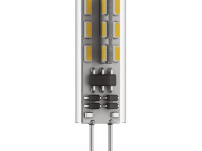 932504*** Лампа LED 12V JC G4 1.5W=15W 110LM 360G RA85 4000K 20000H (в комплекте)