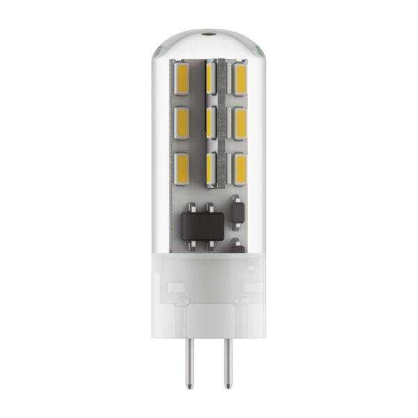 932702*** Лампа LED 220V JC G4 1.5W=15W 80LM 360G 3000K 20000H (в комплекте)