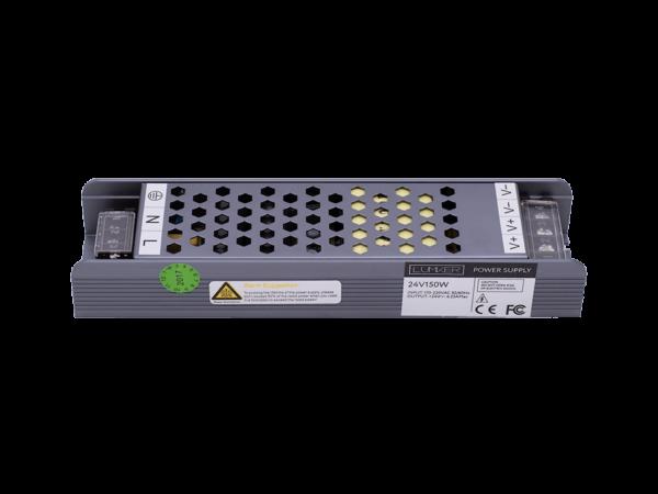 Блок питания для светодиодной ленты, 150Вт, 24В