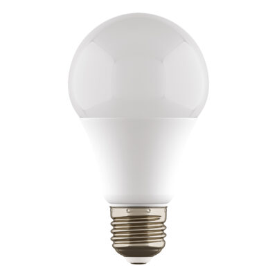 940002*** ЛАМПА LED 220V A60 E27 9W=90W 600LM 180G FR 3000K 20000H (в комплекте)