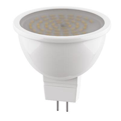 940204 ЛАМПА LED 220V MR16 G5.3 4.5W=40W 195LM 120G  FR 4000K 20000H (в комплекте)