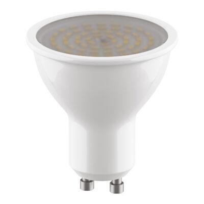 940252 ЛАМПА LED 220V HP16 GU10 4.5W=40W 195LM 120G  FR 3000K 20000H (в комплекте)
