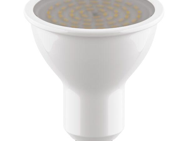 940262 ЛАМПА LED 220V HP16 GU10 6.5W=60W 325LM 120G FR 3000K 20000H (в комплекте)