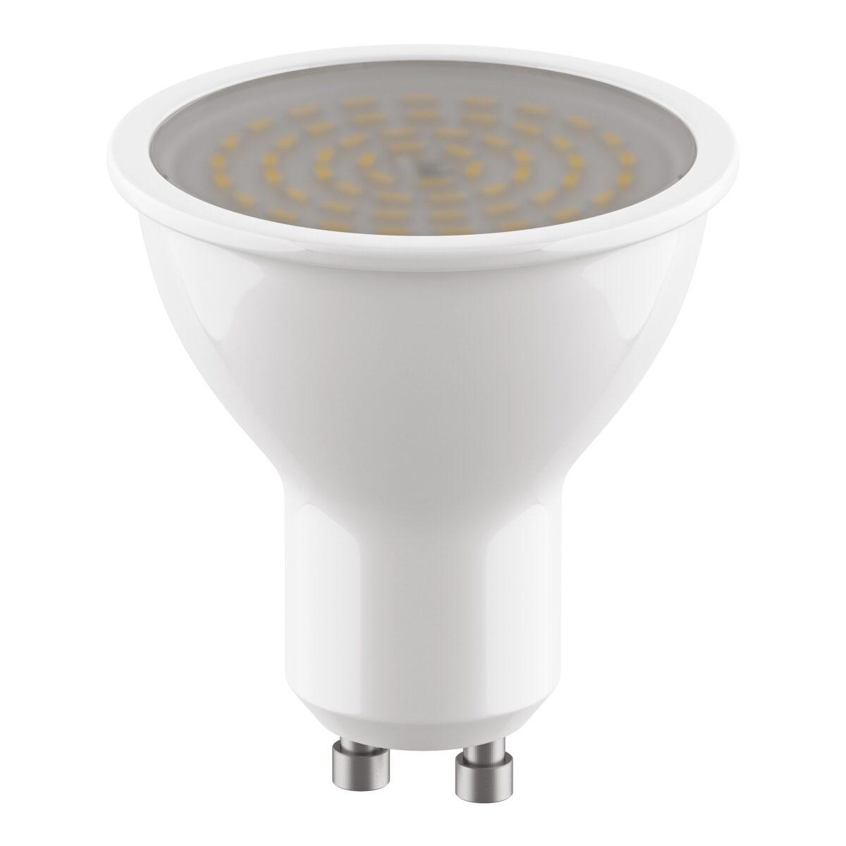 940264 ЛАМПА LED 220V HP16 GU10 6.5W=60W 325LM 120G FR 4000K 20000H (в комплекте)