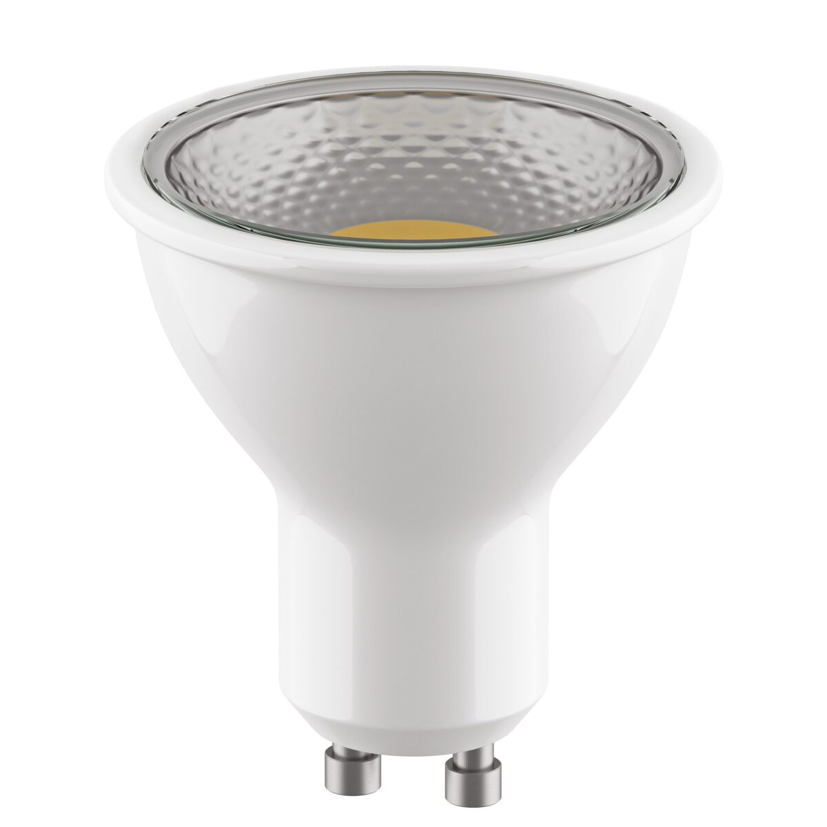 940284 Лампа LED 220V HP16 GU10 7W=60W 350LM 55G CL 4000K 20000H (в комплекте)