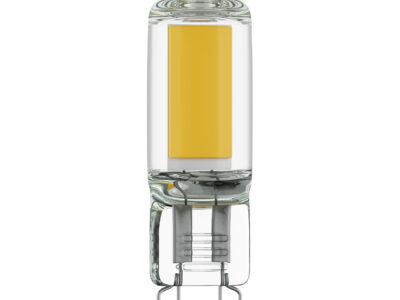 940422  Лампа LED 220V JC G9 3,5W=35W 240LM 360G 3000K 20000H (в комплекте)